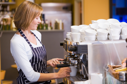 SMS-tjänster för restauranger och caféer